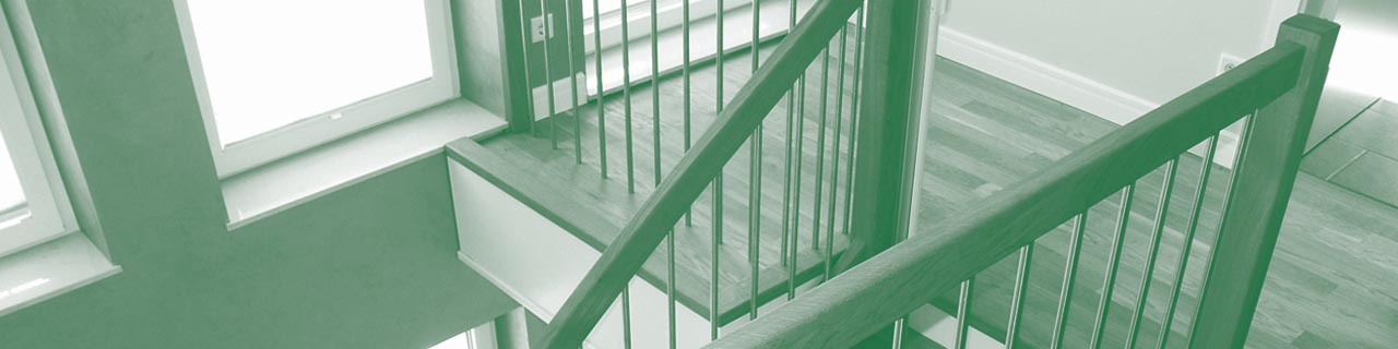 Kombination Beton - Holz | Akzente Treppen