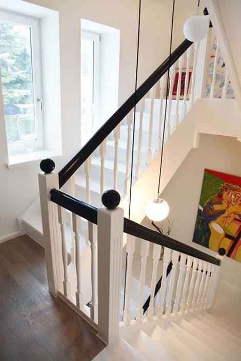 Kombination Beton-Holz | Akzente Treppen